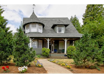 Multnomah County Single Family Home For Sale: 5531 NE Cleveland Ave