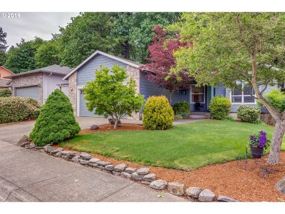 Sherwood Single Family Home For Sale: 17612 SW Nels Dr