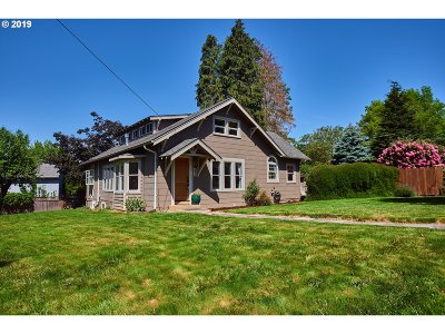 West Linn Single Family Home For Sale: 1970 19th St