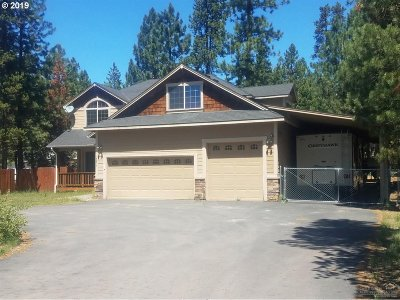 Bend Single Family Home For Sale: 16870 Downey Rd