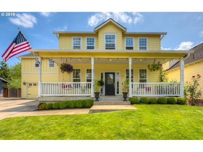 Fairview Single Family Home For Sale: 892 NE Clear Creek Way