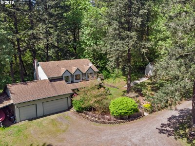 Mulino Single Family Home For Sale: 25445 S Highway 213