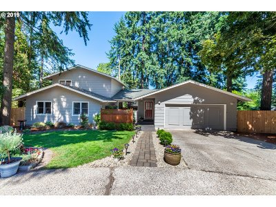 Eugene Single Family Home For Sale: 2155 W 27th Ave
