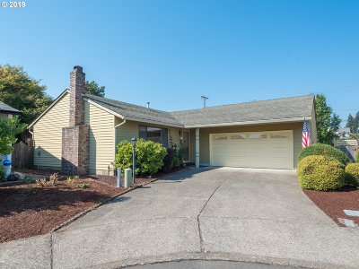 Tigard Single Family Home For Sale: 15207 SW Alderbrook Pl