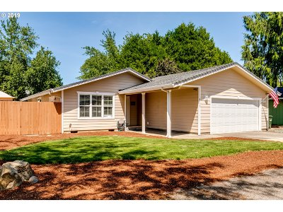 Springfield Single Family Home For Sale: 6330 D St