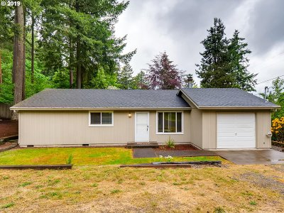 Single Family Home For Sale: 5310 SW Vacuna St