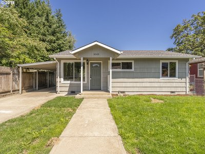 Portland Single Family Home For Sale: 6645 N Powers St