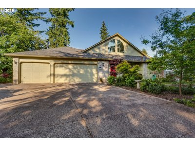 Vancouver Single Family Home Bumpable Buyer: 12717 NW 19th Loop