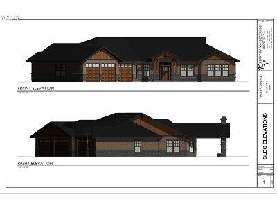 Hillsboro, Cornelius, Forest Grove Single Family Home For Sale: 35970 SW Bald Peak Rd