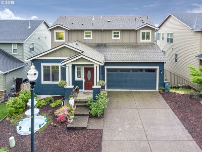 Washougal Single Family Home For Sale: 4284 St