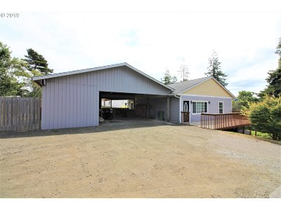 Coos Bay Single Family Home For Sale: 1172 Montana