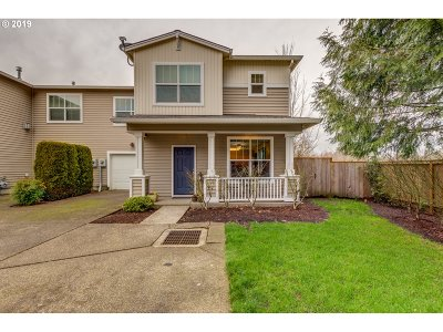 Beaverton Single Family Home For Sale: 6172 SW 182nd Ter