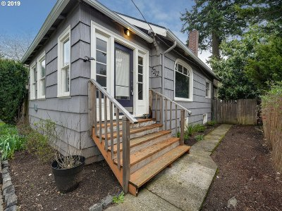 Single Family Home For Sale: 5212 SE 87th Ave