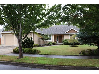 Newberg, Dundee, Mcminnville, Lafayette Single Family Home For Sale: 2381 NW Shadden Dr