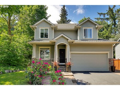 West Linn Single Family Home For Sale: 19477 View Dr