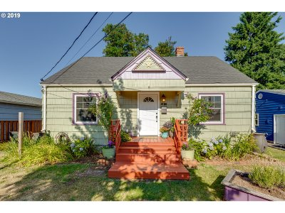 Single Family Home For Sale: 1411 SE 89th Ave