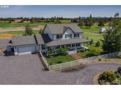 Bend Single Family Home For Sale: 61490 Ward Rd
