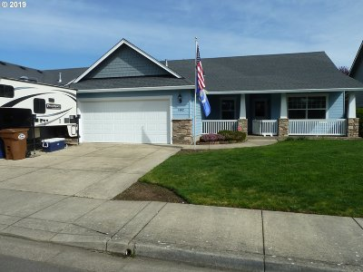 Junction City Single Family Home For Sale: 1482 12th Ave