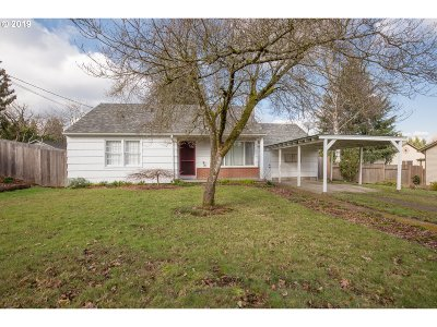 Tigard Single Family Home For Sale: 12675 SW Grant Ave