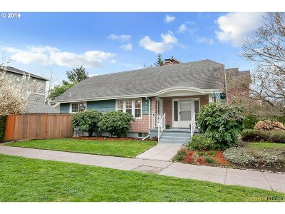 Single Family Home For Sale: 3258 NE 78th Ave