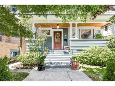 Single Family Home For Sale: 117 NE 17th Ave