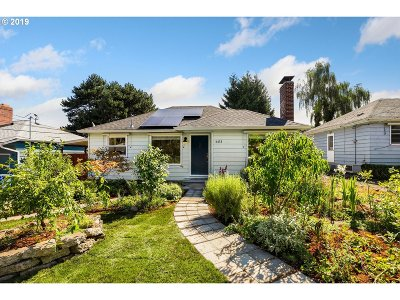 Cully, Beaumont-Wilshire, Hollywood, Rose City Park, Madison South, Roseway Single Family Home For Sale: 4412 NE 81st Ave
