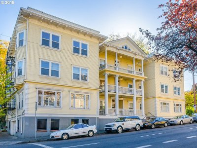 Condo/Townhouse For Sale: 1810 NW Everett St #202