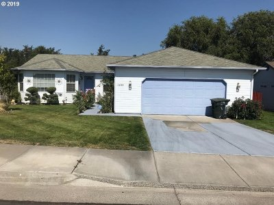 Hermiston Single Family Home For Sale: 1492 SW River Hill Dr