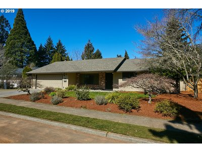 Tigard Single Family Home For Sale: 12465 SW 124th Ave
