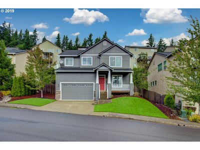 Washougal Single Family Home For Sale: 2536 48th St
