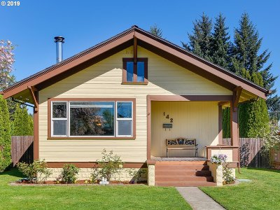 Canby Single Family Home For Sale: 142 NW 5th Ave