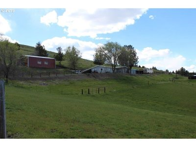 Grant County Single Family Home For Sale: 27764 Picnic Creek Rd