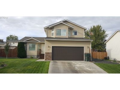 Hermiston Single Family Home For Sale: 625 NE Montana Ave