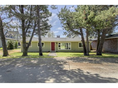 Seaside Single Family Home For Sale: 1425 Donnerberg Rd