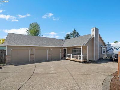 Newberg Single Family Home For Sale: 2709 Arthur Ln