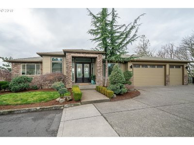 Happy Valley Single Family Home For Sale: 8593 SE Boulder Creek Ct