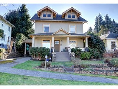 Astoria Single Family Home For Sale: 1237 Kensington Ave