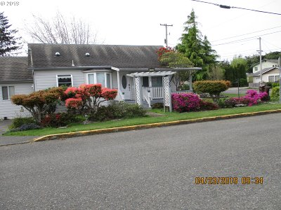 North Bend Single Family Home For Sale: 1789 14th