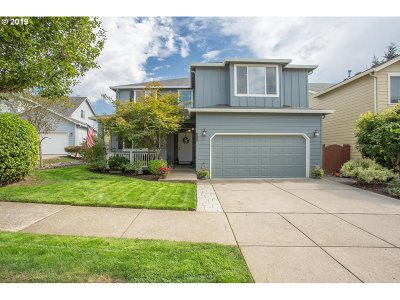 Camas Single Family Home For Sale: 4002 NW Quinault St