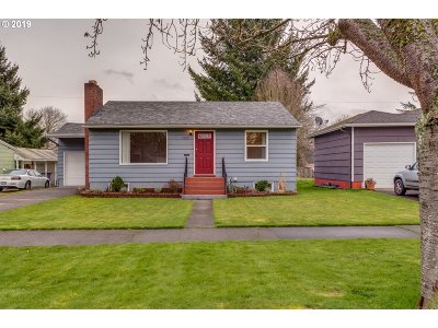 Cowlitz County Single Family Home For Sale: 1222 9th Ave