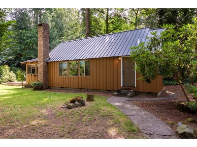 Clackamas County Single Family Home For Sale: 64395 E Barlow Trail Rd