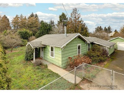 Portland Single Family Home For Sale: 11739 SE Reedway St