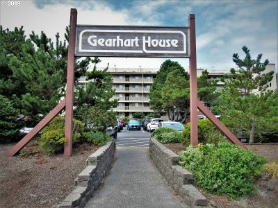 Gearhart Condo/Townhouse For Sale: Gearhart House Condo #1-624
