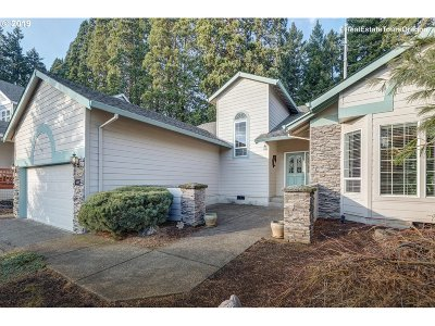 Tualatin Single Family Home For Sale: 6005 SW Sequoia Dr