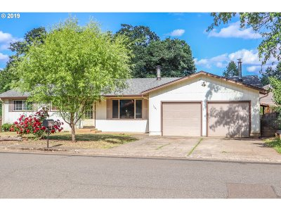 Sweet Home Single Family Home Pending: 1281 Evergreen Ln