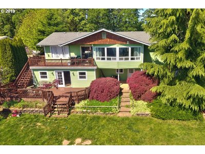 Dundee Single Family Home For Sale: 191 NW Viewmont Dr