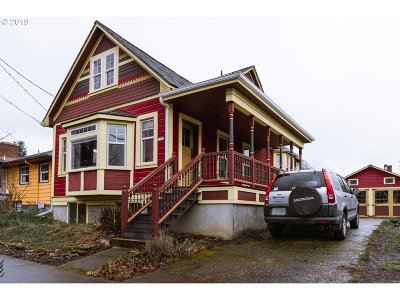 Single Family Home For Sale: 2218 SE 46th Ave