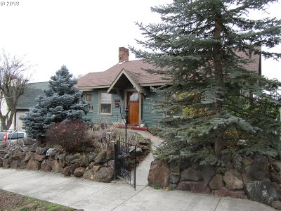 Pendleton Single Family Home For Sale: 319 NW 11th St