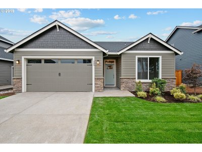 Canby Single Family Home For Sale: 1065 S Willow St #Lot57