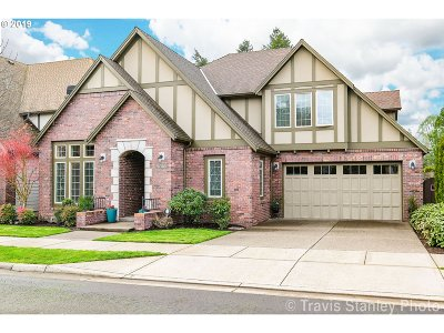 Wilsonville Single Family Home For Sale: 29199 SW San Remo Ct